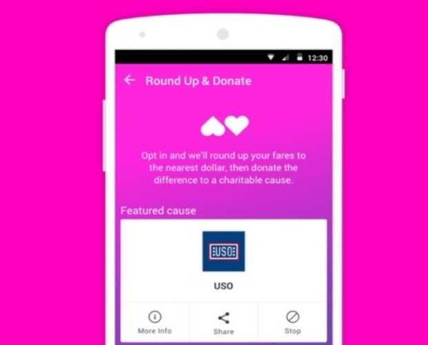 Lyft charity feature set to take off, as it eats into Uber market share