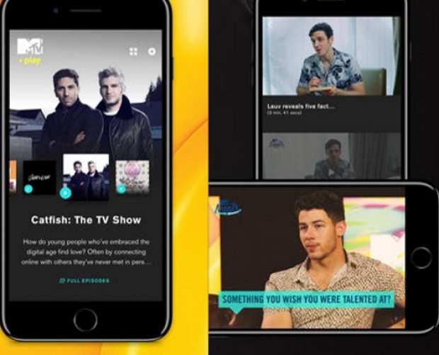 MTV launches first mobile streaming app