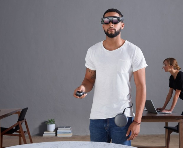 Magic Leap finally reveals its AR headset, shipping next year