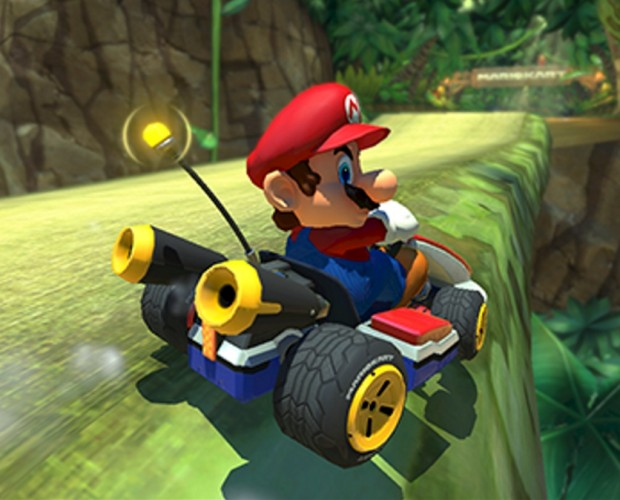 Nintendo is bringing Mario Kart to smartphones
