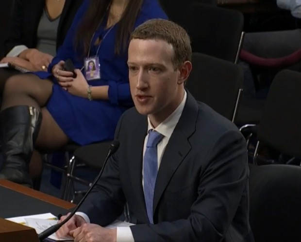 Mark Zuckerberg faces Congress over Facebook data privacy issues