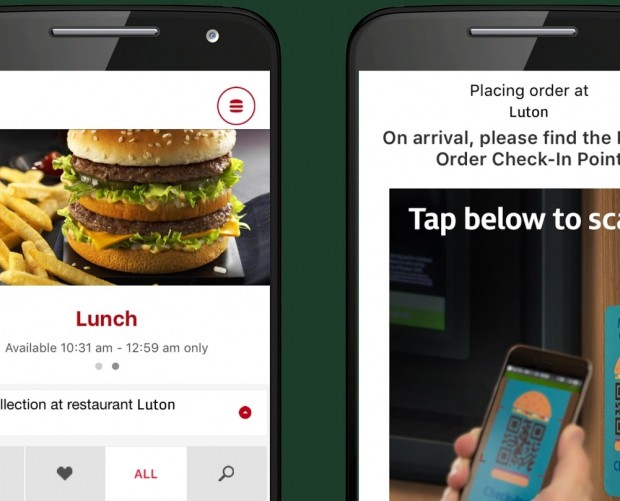 McDonald's introduces mobile ordering to the UK – days after US