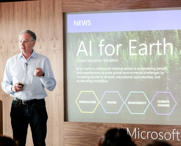 Microsoft launches $2m AI for Earth initiative