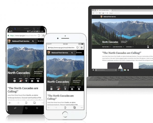 Microsoft brings its Edge to Android and iOS