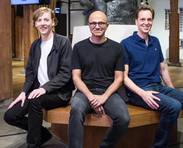 Microsoft agrees to acquire GitHub for $7.5bn