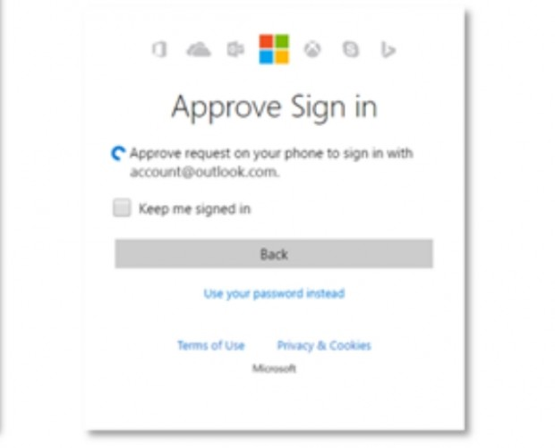 Microsoft introduces password-less access to its accounts