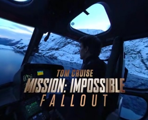 Paramount Pictures launches 360° ad to promote Mission: Impossible - Fallout