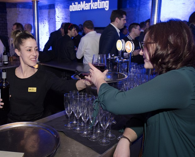 Grab your ticket for the Mobile Marketing Mixer party today
