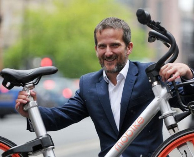 'Uber for bikes' reaches Manchester with the arrival of Mobike