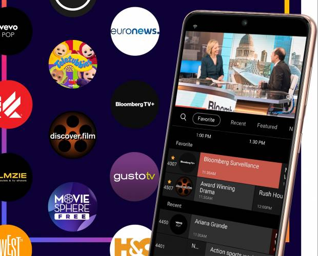 Discover.Film launches into Samsung TV Plus mobile app