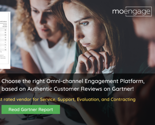 2019 Gartner Peer Insights 'Voice of the Customer' Report for Mobile Marketing Platforms