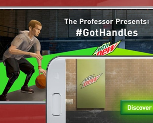 Case Study: Mountain Dew uses mobile 360 to direct viewers to #GotHandles VR experience