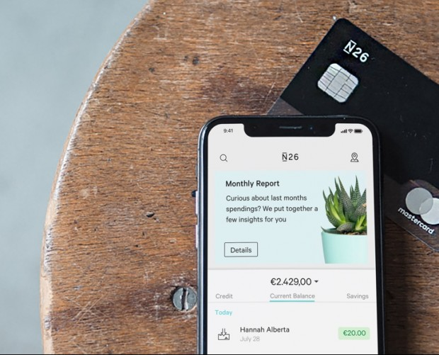 Mobile-first bank N26 announces $160m in Series C funding