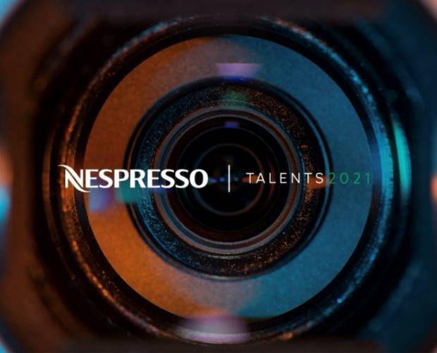 Nespresso brings its 'Talents' vertical filmmaking contest to TikTok