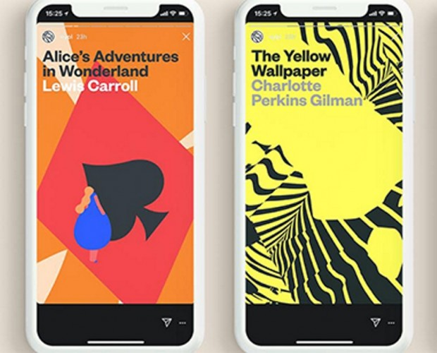 New York Public Library turns literary classics into Insta Stories