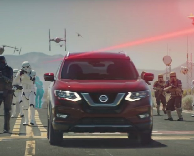 Nissan and Lucasfilm create Star Wars VR experience