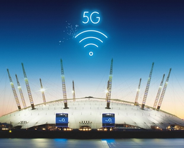 The O2 Arena is going to become a 5G test bed