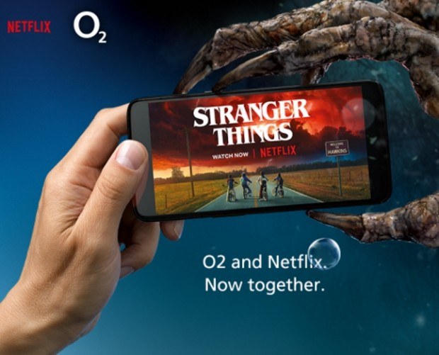 O2 begins offering Netflix subscriptions to customers