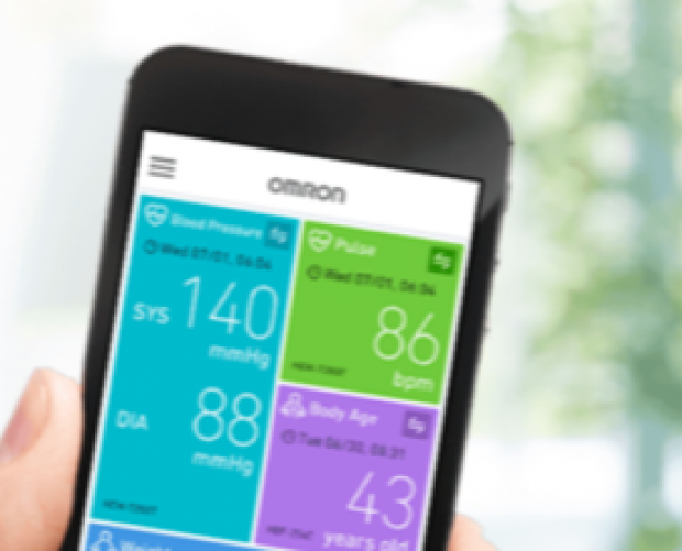 Omron launches blood pressure monitoring skill for Alexa