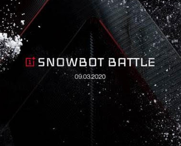 OnePlus to stage three-day robot snowball fight to demo the potential of 5G