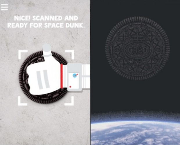 Oreo and Google Team Up for Digital Dunk Challenge