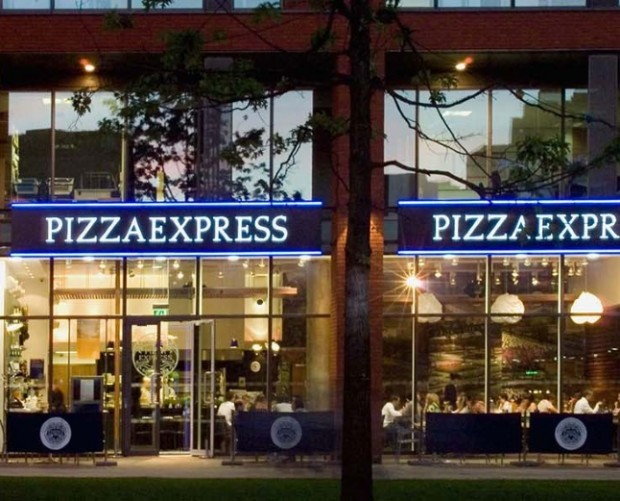 PizzaExpress app enables diners to pay from their tables without waiting for bill