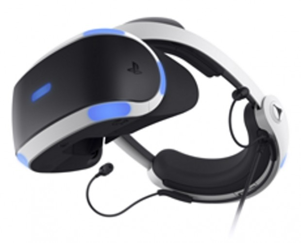 Playstation unveils updated VR headset