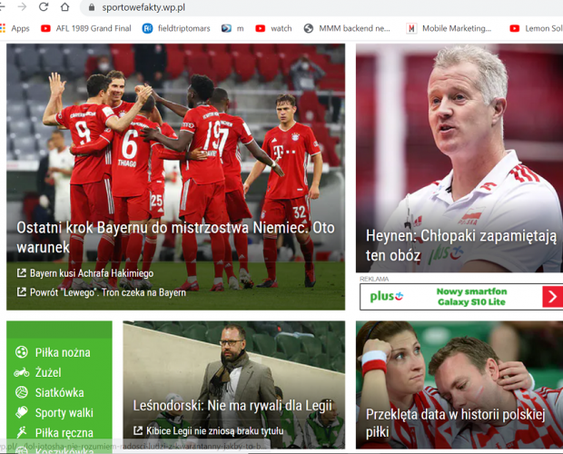 Dugout strikes football video content deal with Polish sports site WP SportoweFakty