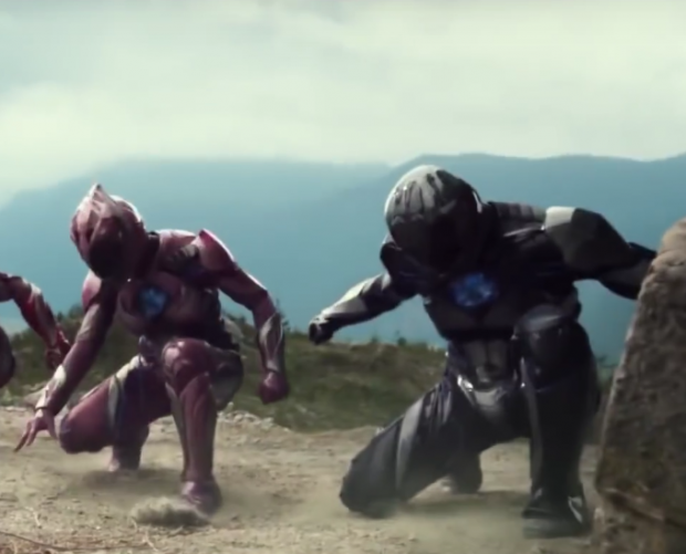 Lionsgate Launches Chatbot to Promote Power Rangers Movie