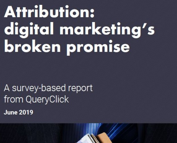Attribution solutions failing digital marketers: report