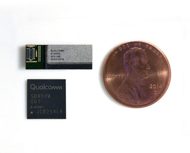 Qualcomm reveals new antenna modules to power 5G for smartphones