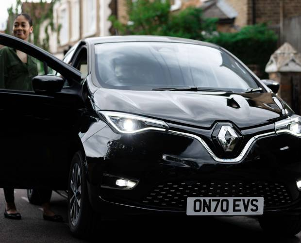 Onto launches 'radically simple' campaign for Renault ZOE