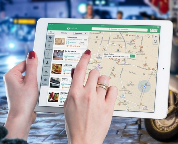Restaurant searching is becoming increasingly mobile and search engine-based