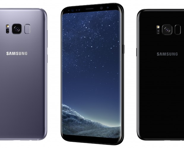 Samsung unveils Galaxy S8 and S8+, launches VR content service