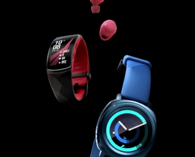 Samsung unveils three new fitness-orientated wearables