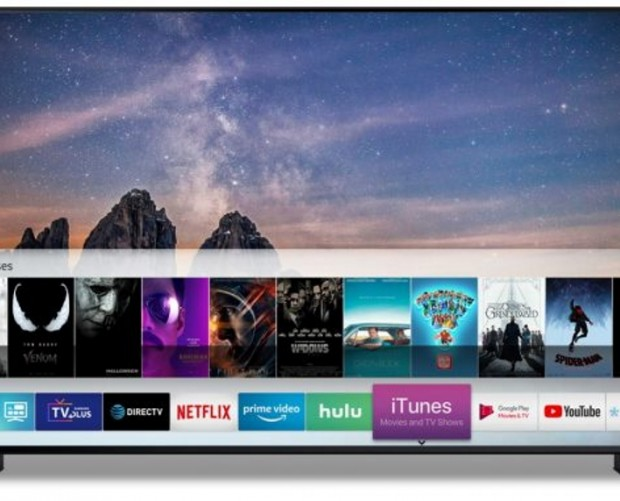 iTunes video content is coming to Samsung TVs