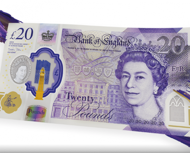 Bank of England turns to Snap AR Lens for new £20 note launch