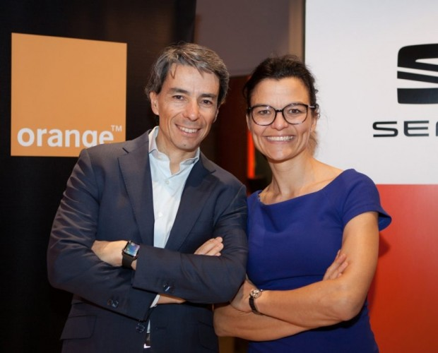 Seat agrees to work with Orange on connected car development and use
