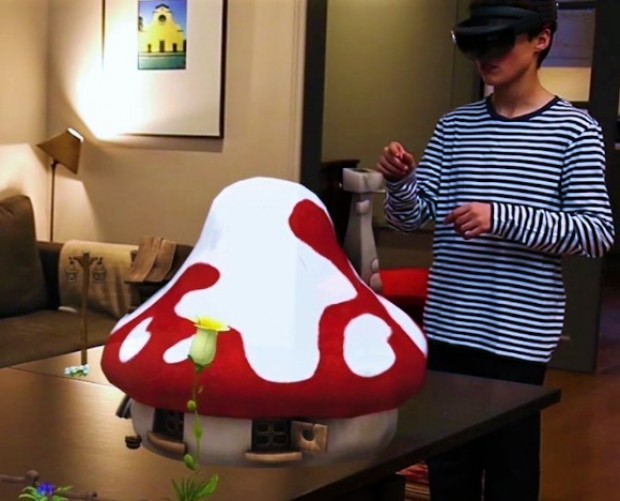 Sony promotes Smurfs sequel with HoloLens mixed reality experience
