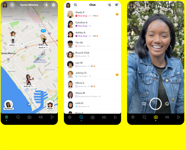 Snap rolls out Action Bar, Dynamic Lenses, Bitmoji for Games and more
