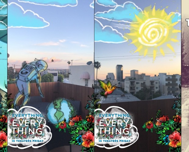 Snapchat introduces Sponsored World Lenses, Warner Bros onboard as first advertiser