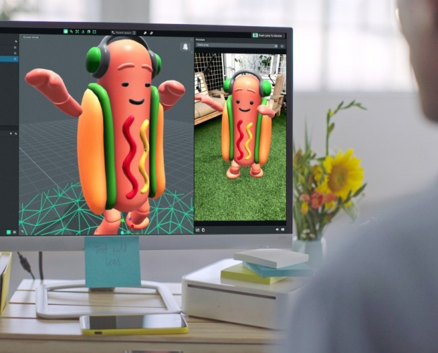 Snap launches Lens Studio, enabling public to create their own AR experiences