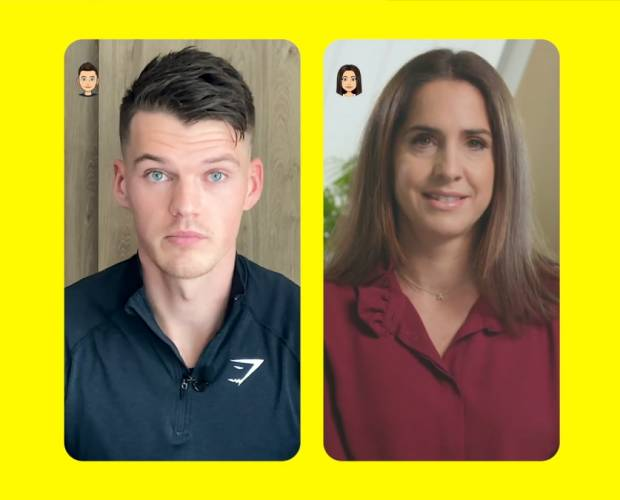 Snapchat launches video series celebrating disruptors