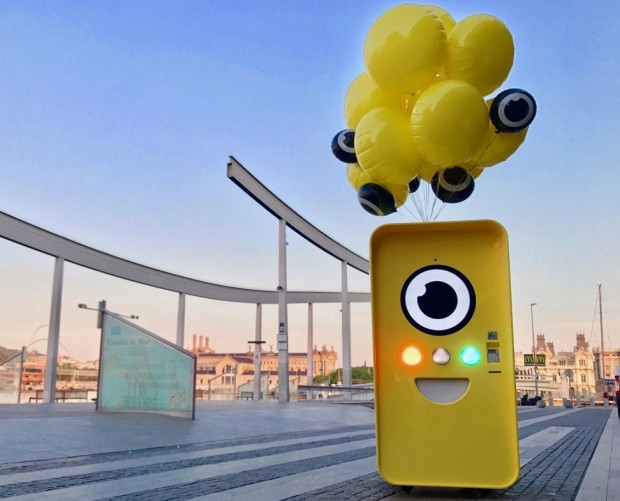 Snapchat's Spectacles arrive in locations across Europe
