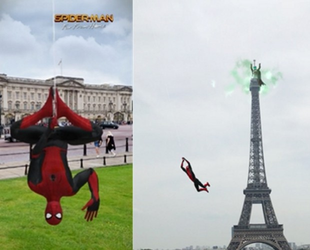 Sony launches Snapchat AR campaign to promote Spider-Man: Far from Home