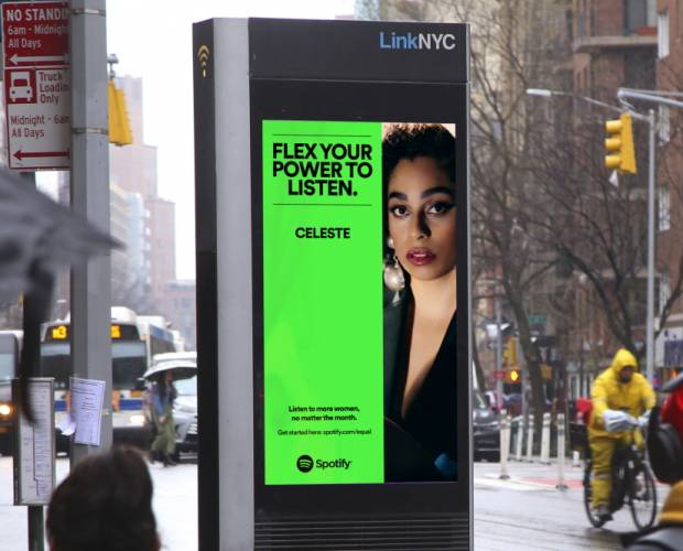Spotify launches global commitment to women creators