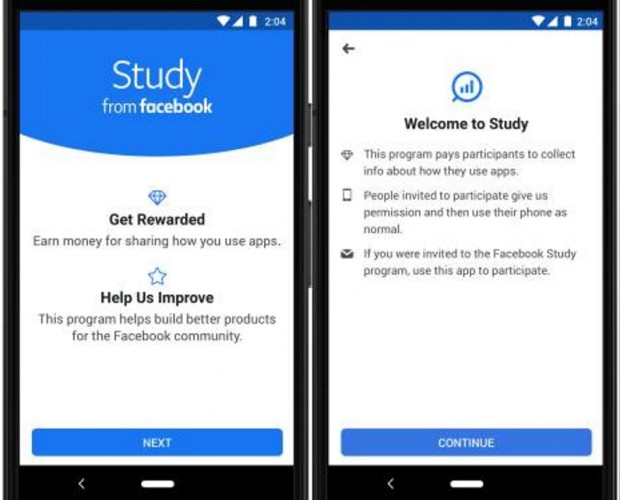 Facebook introduces app that pays you for giving up access to your data