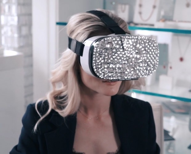 Swarovski links up with Mastercard on VR shopping