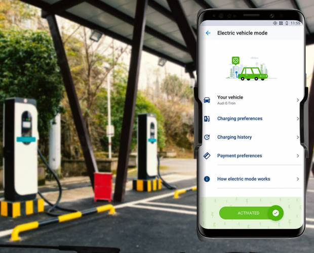 Sygic doubles the number of charging points discoverable in its app