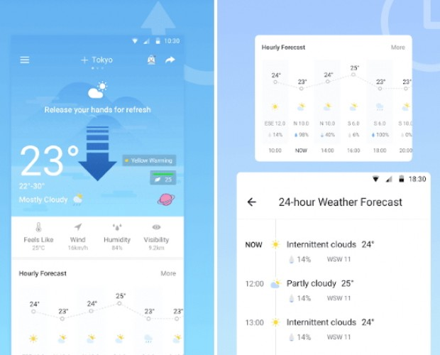 Popular weather app has been making 'suspicious' transactions without user consent